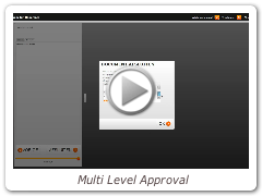 Multi Level Approval